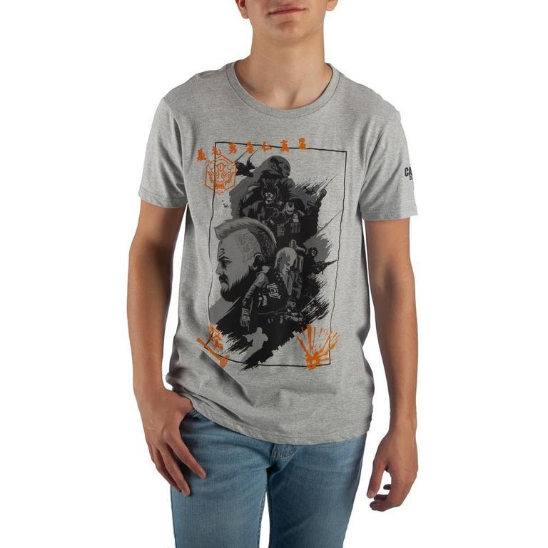 Call of Duty: Black Ops 4 Character T-Shirt