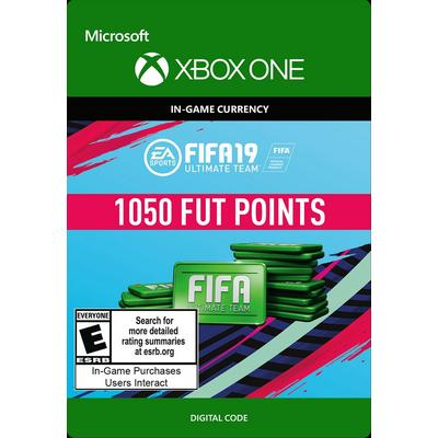 FIFA 19 1050 Ultimate Team Points Digital Card