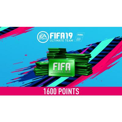 FIFA 19 1,600 Ultimate Team Points