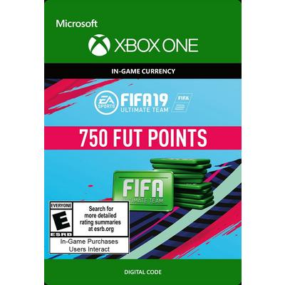 FIFA 19 750 Ultimate Team Points Digital Card