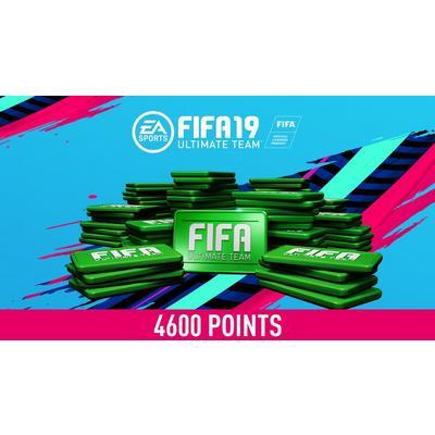 FIFA 19 4600 Ultimate Team Points Digital Card