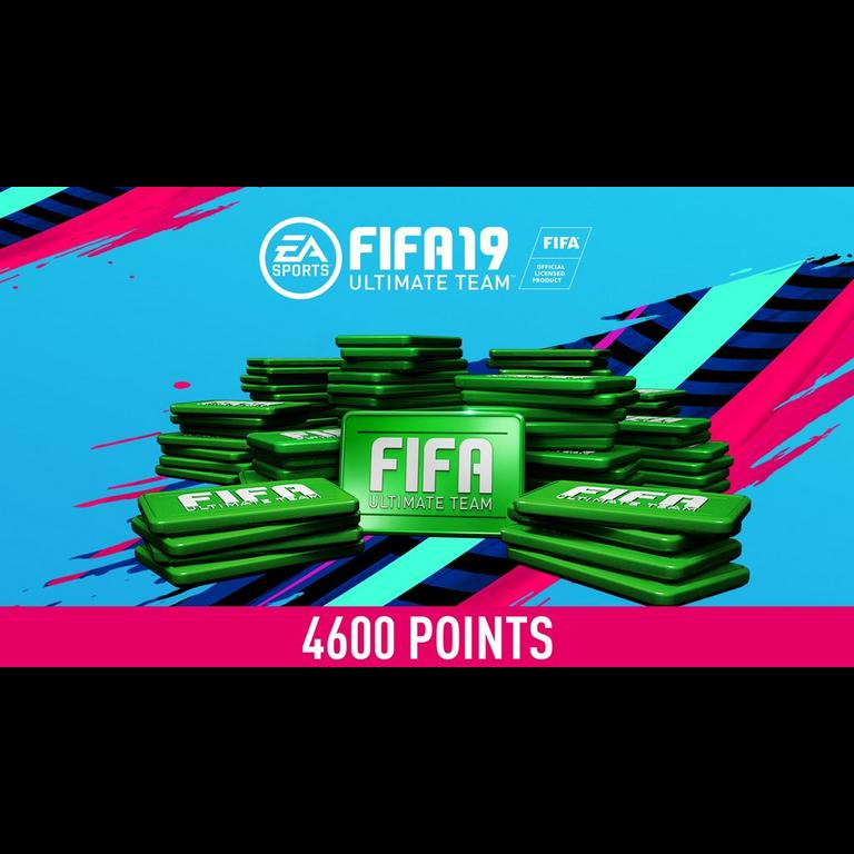 FIFA 19 4,600 Ultimate Team Points