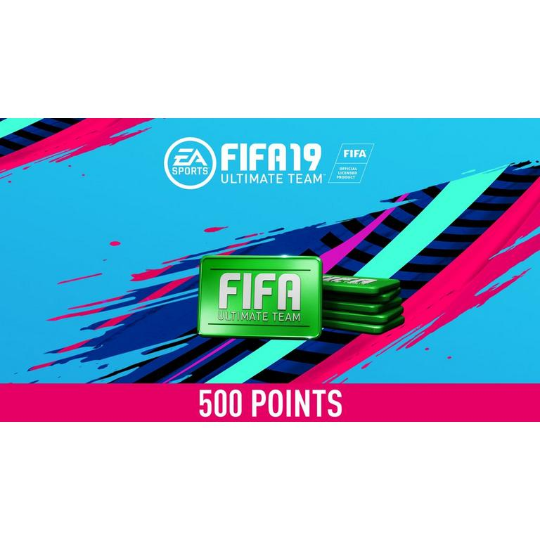 FIFA 19 - 500 Ultimate Team Points