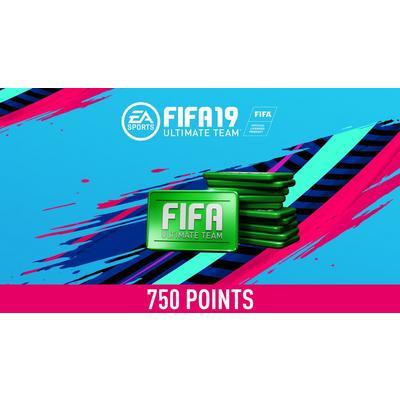 FIFA 19 750 Ultimate Team Points Digital Card