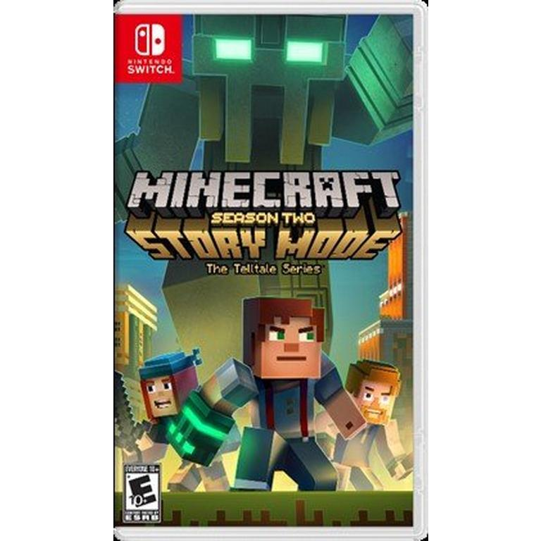 Minecraft Story Mode Season Two Chapter One Only Nintendo