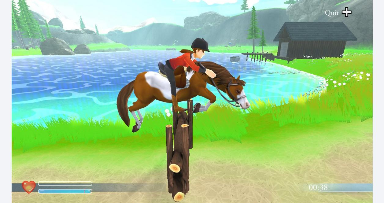 My Riding Stables:Life with Horses