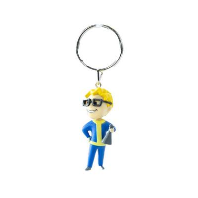 Fallout Vault Boy Science Keychain
