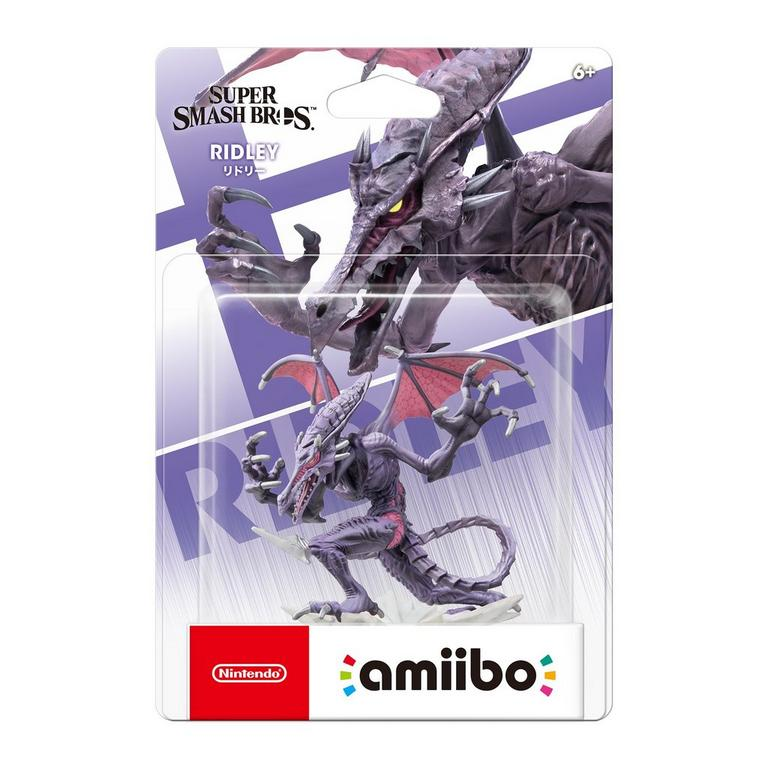Super Smash Bros. Ridley amiibo Figure