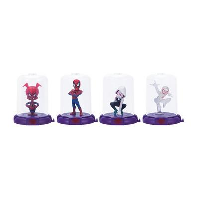 Spider-Man: Into The Spider-Verse Domez 4-Pack - Only at GameStop