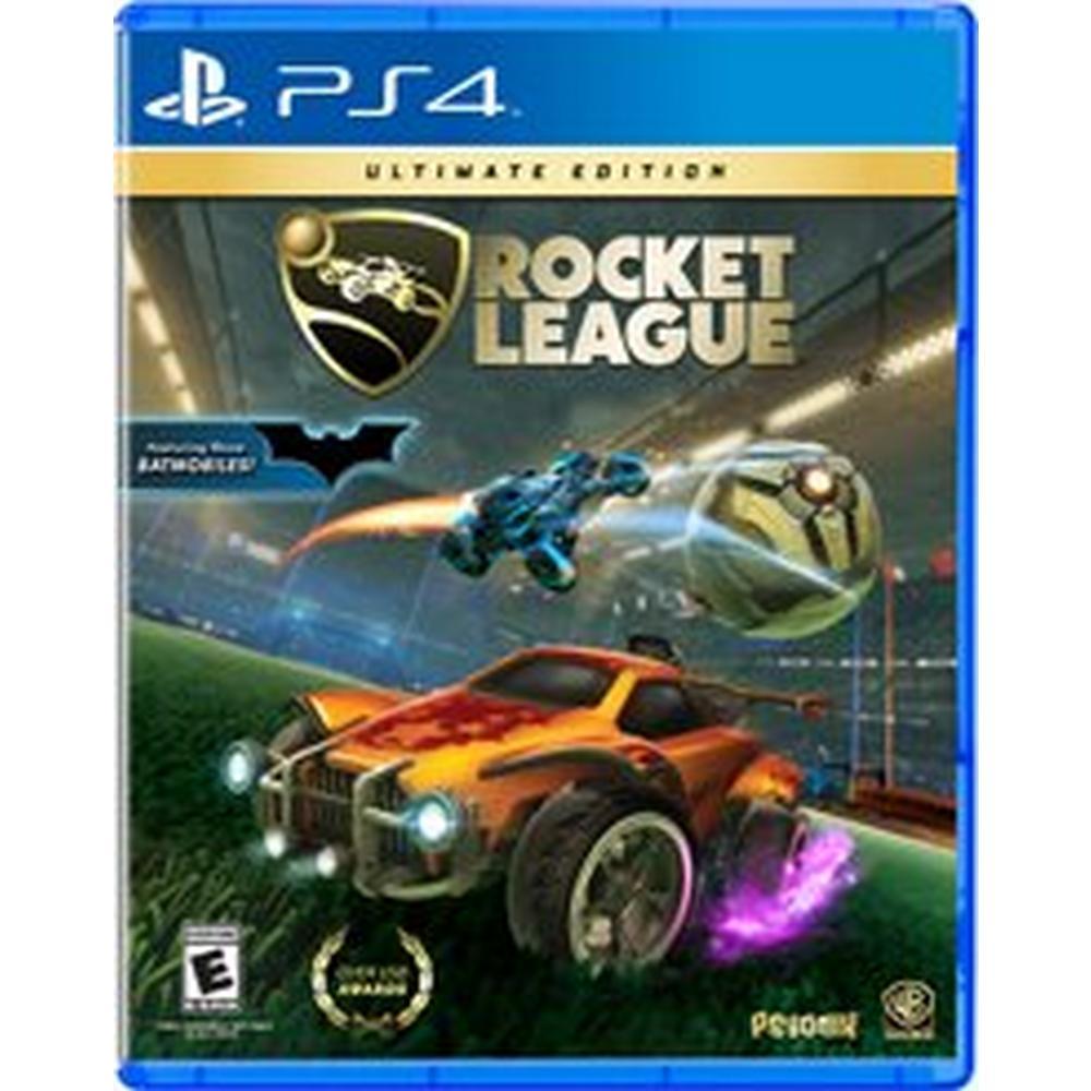 Rocket League Ultimate Edition | PlayStation 4 | GameStop