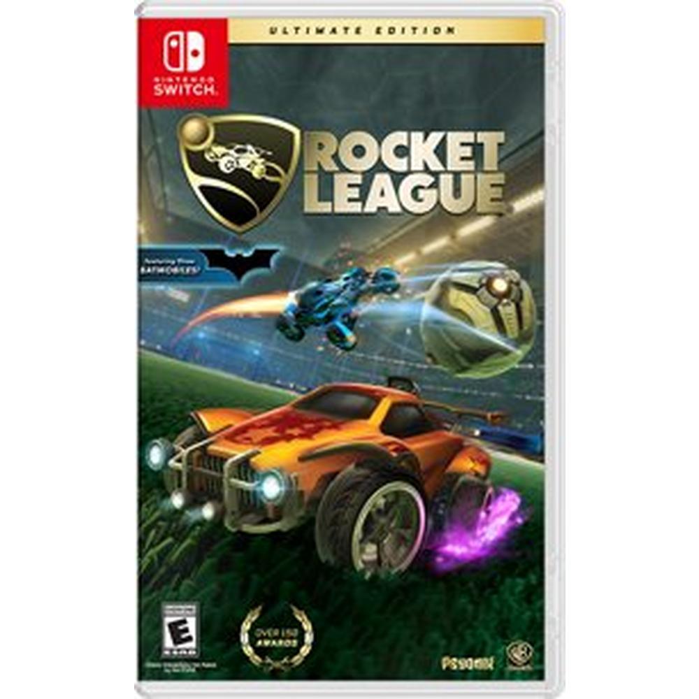 Rocket League Ultimate Edition | Nintendo Switch | GameStop