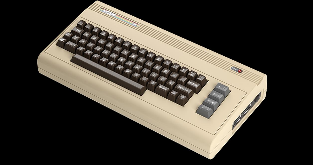 THEC64 Mini Retro Gaming Console