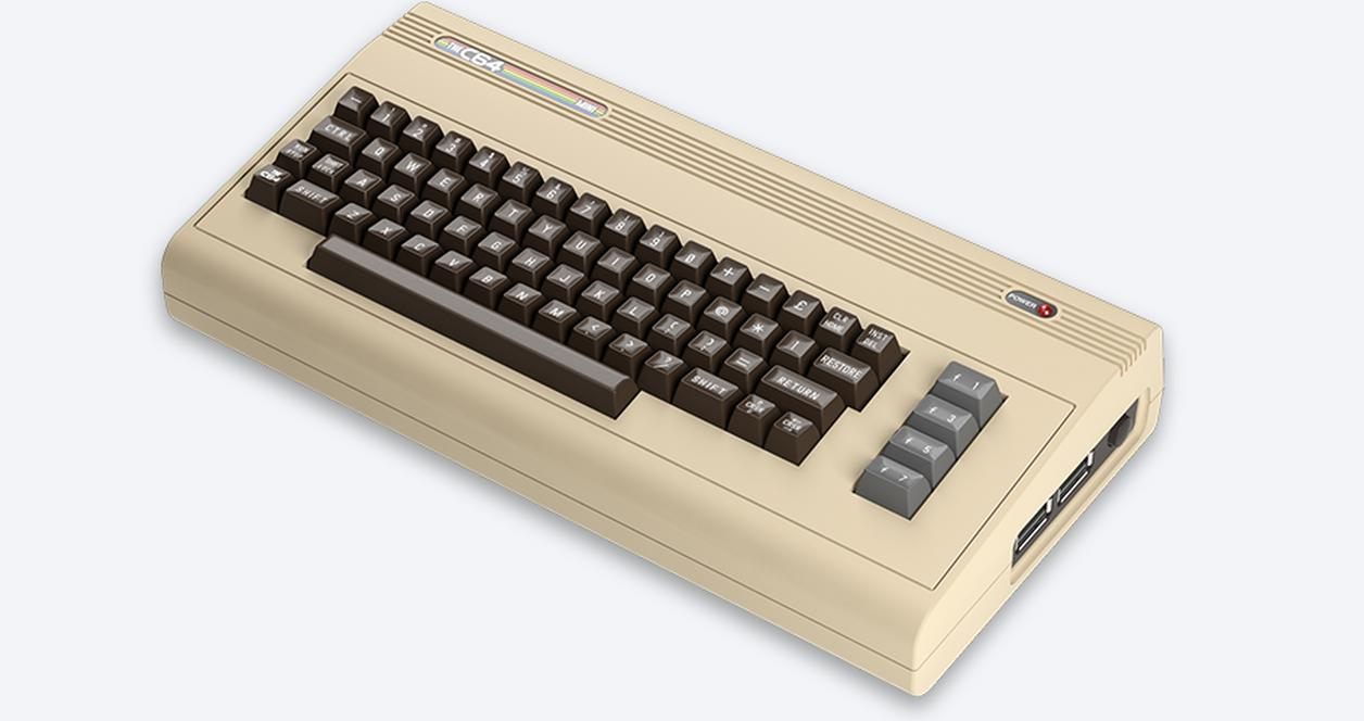 The C64 Mini Retro Gaming Console