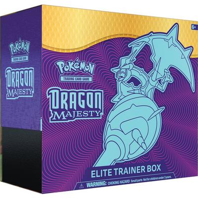 Pokemon Trading Card Game: Dragon Majesty Elite Trainer Box