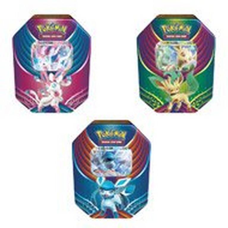 Pokemon Trading Card Game: Evolution Celebration Tin (Assortment)