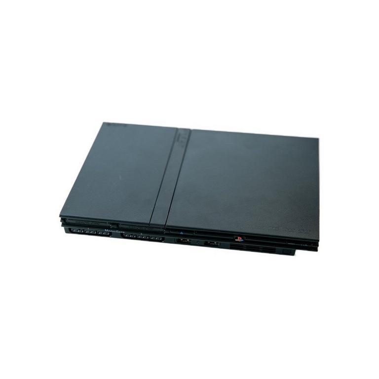 PlayStation 2 Slim System (GameStop Premium Refurbished)