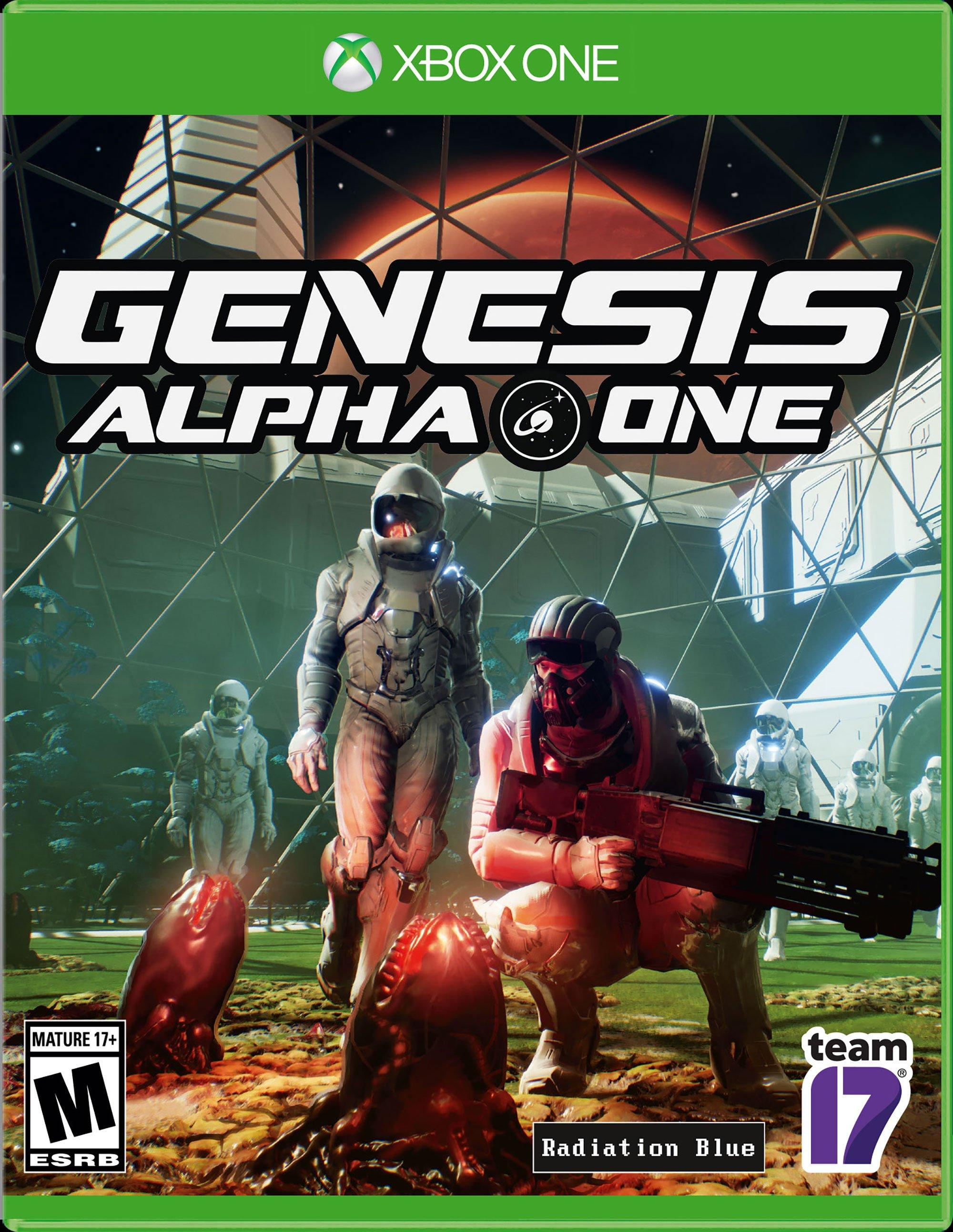 Alpha Blue Movie genesis alpha one | xbox one | gamestop