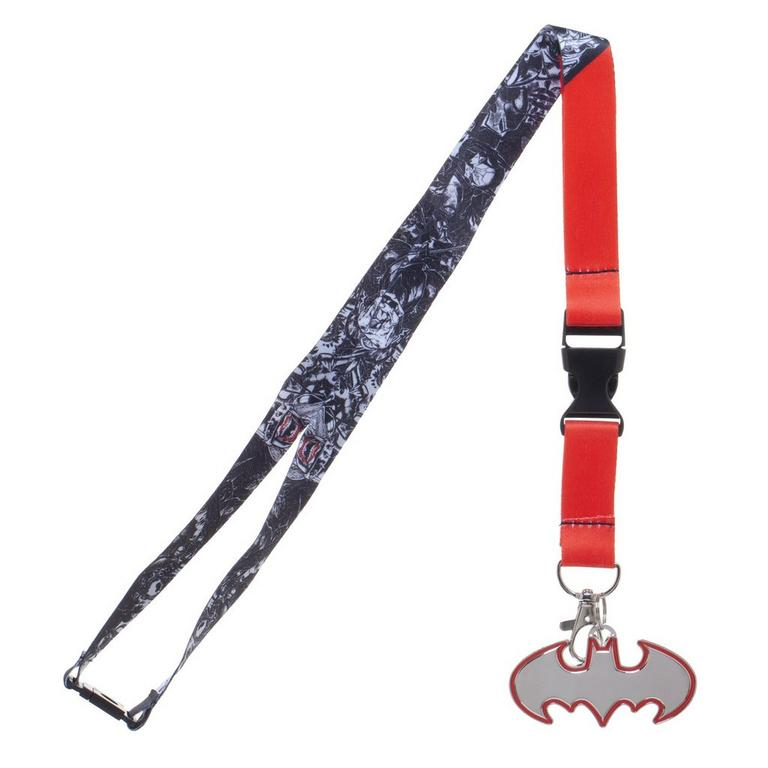 Jim Lee Villian Lanyard