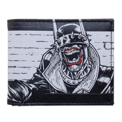 Batman Who Laughs by Jim Lee Bifold Wallet