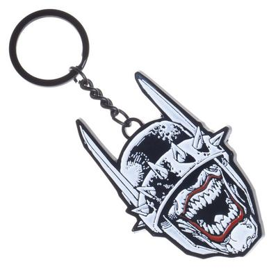 Batman Who Laughs by Jim Lee Keychain
