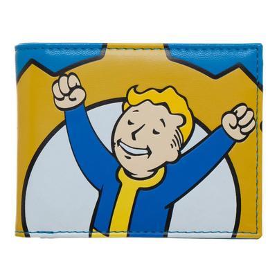 Fallout 76 Reclamation Bifold Wallet