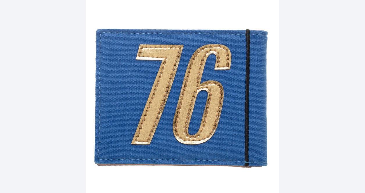 Fallout 76 Bifold Wallet