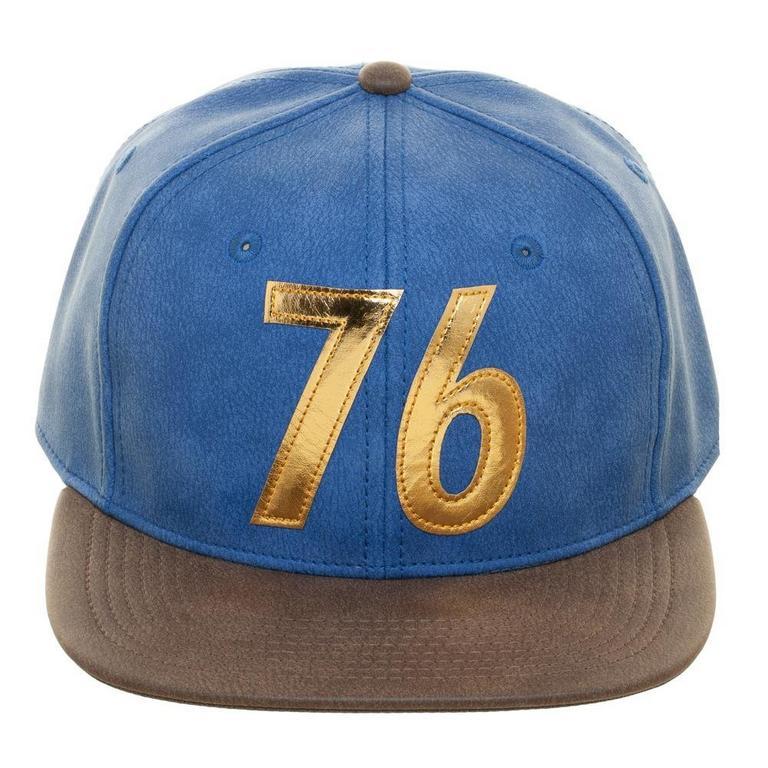 Fallout 76 Valut Suit Baseball Cap