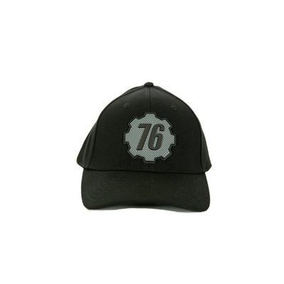 Fallout 76 Blacked-Out Logo Baseball Cap