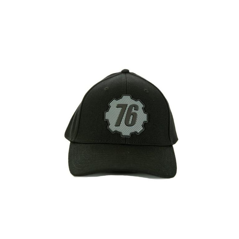 Fallout 76 Blacked-Out Logo Baseball Cap