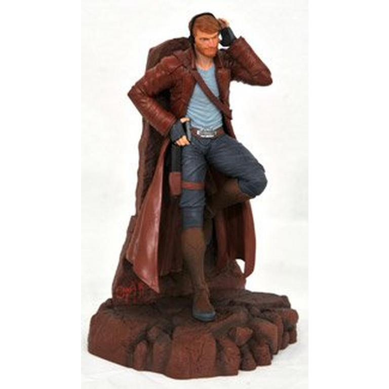 Guardians of the Galaxy Star-Lord Marvel Comic Gallery Statue Only at GameStop