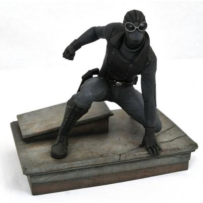 Marvel Video Game Gallery Spider-Man Noir PVC Diorama Only at GameStop