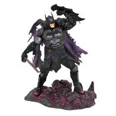 DC Comic Gallery Dark Nights Metal Batman Exclusive PVC Diorama