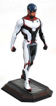 Avengers Endgame DIAMOND SELECT TOYS Marvel Gallery Captain America PVC Figure