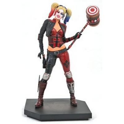 DC Video Game Gallery Injustice 2 Harley Quinn Exclusive PVC Diorama