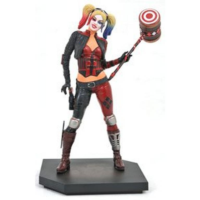Injustice 2 Harley Quinn DC Video Game Gallery Statue Only at GameStop