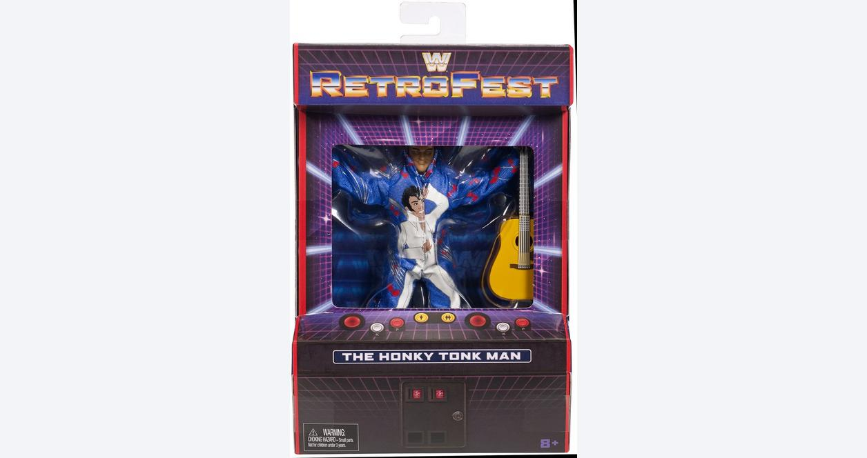 WWE Elite Collection The Honky Tonk Man Figure - Only at Gamestop