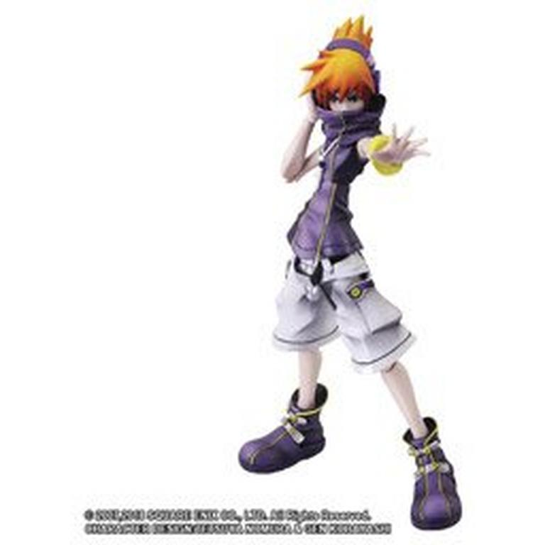 The World Ends With You Neku Sakurbara Bring Arts Action Figure