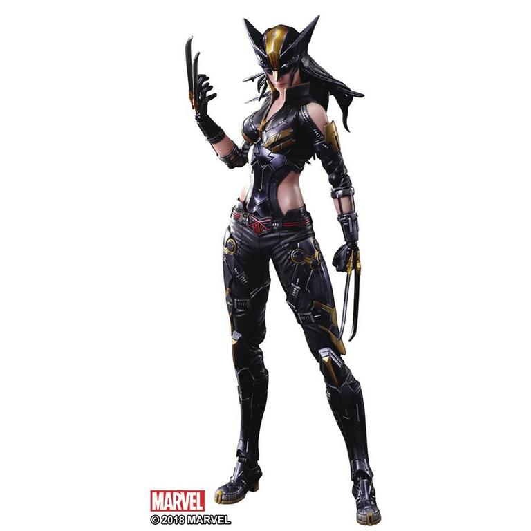 Marvel X-23 Play Arts Kai Action Figure