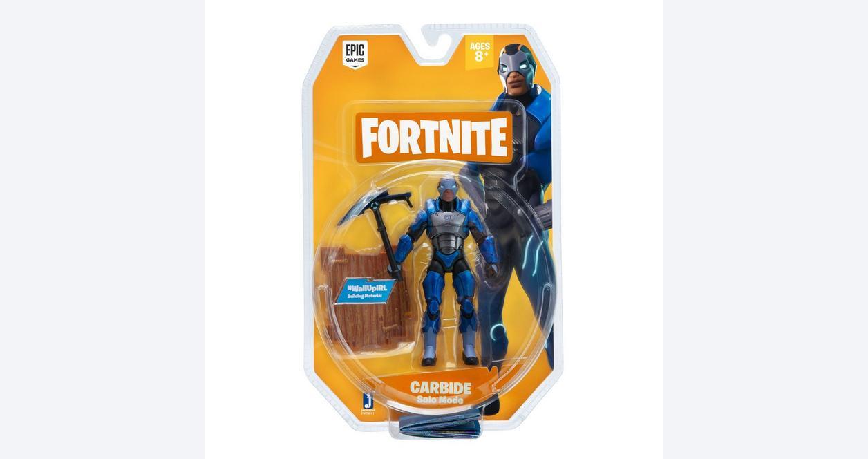 Fortnite Carbide Solo Mode Figure