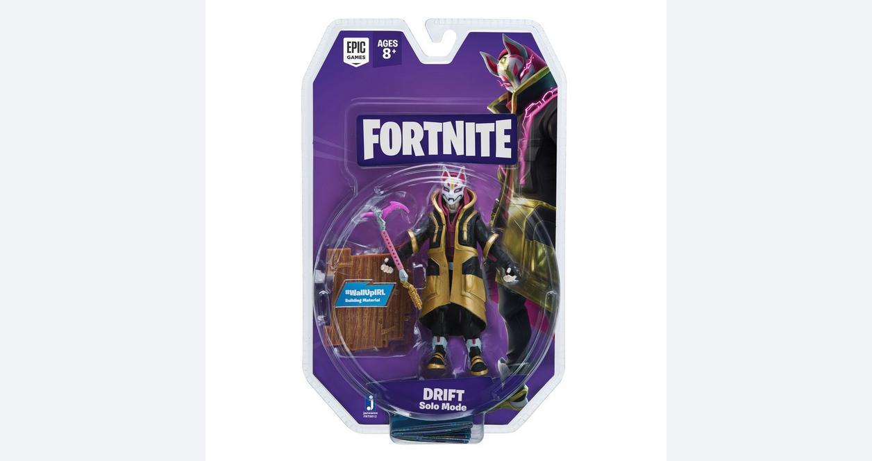 Fortnite Drift Solo Mode Figure
