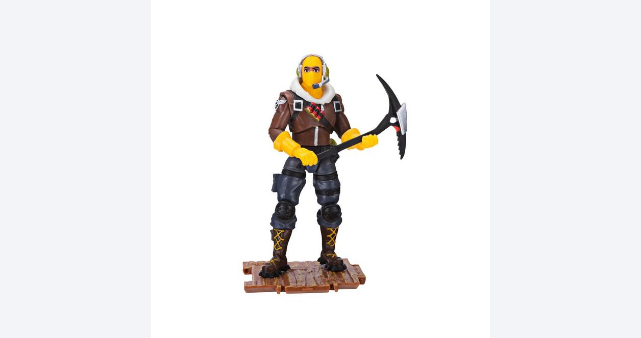 Fortnite Raptor Solo Mode Figure