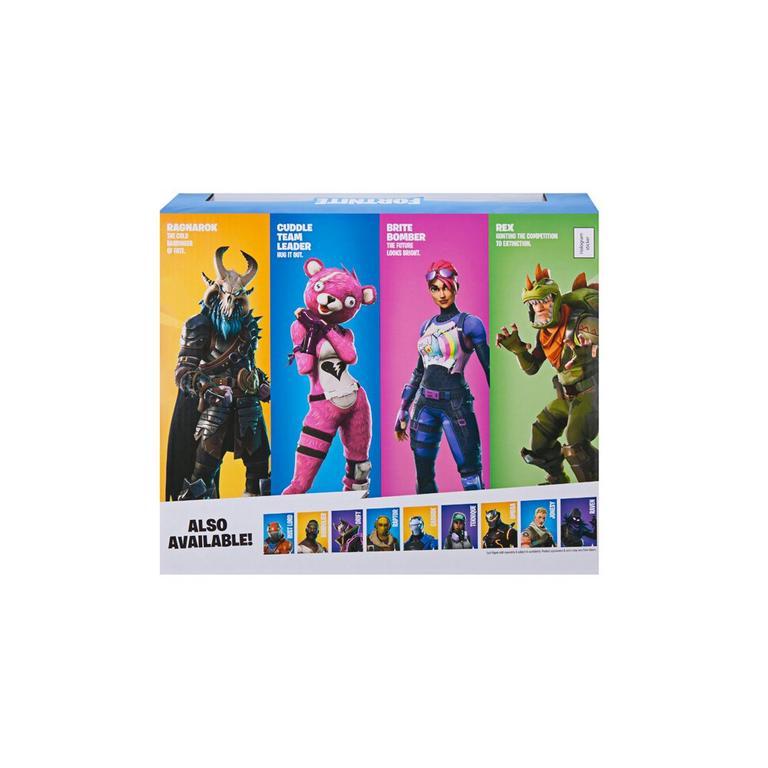 Fortnite Squad Mode Action Figure 4 Pack