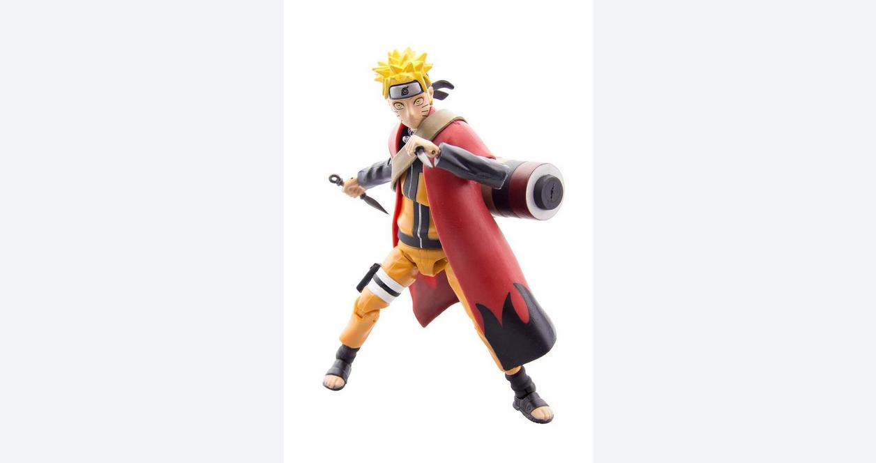 Naruto Shippuden Naruto Sage Mode Figure Only at GameStop