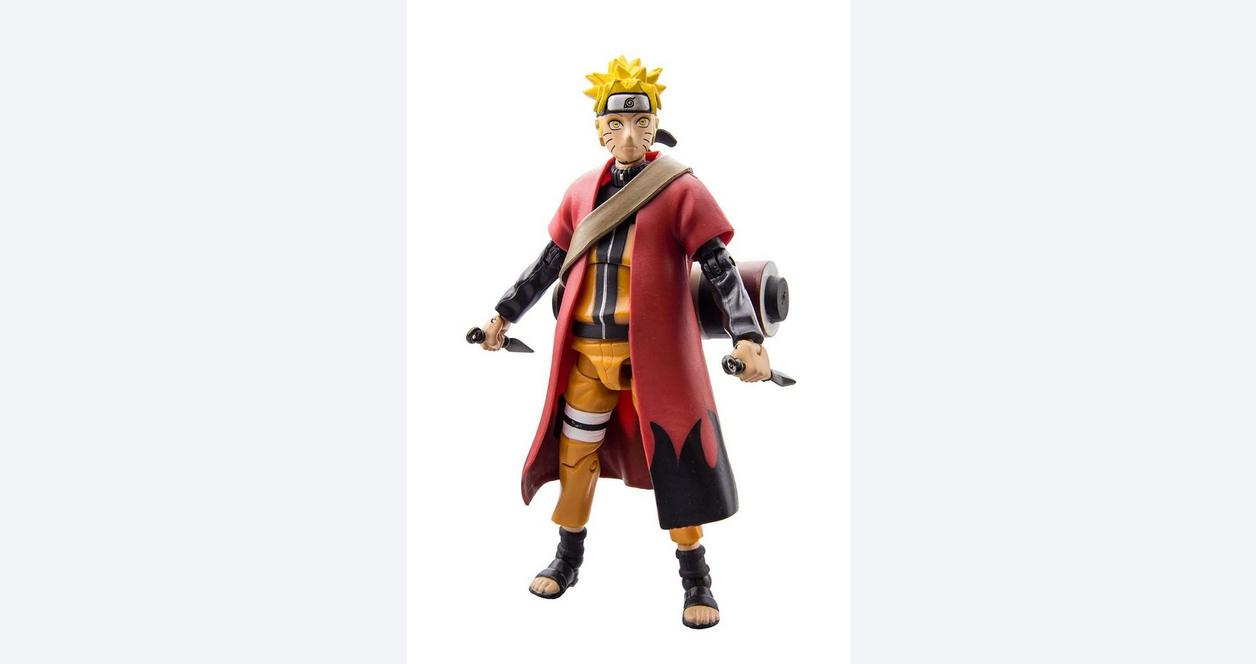 Naruto Shippuden Naruto Sage Mode Action Figure - Only at GameStop