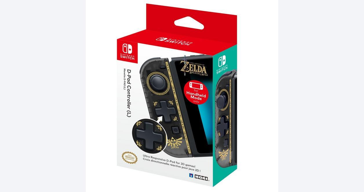 Nintendo Switch Zelda D-Pad Left Joy-Con