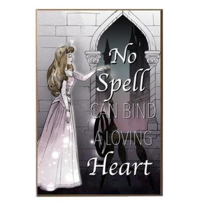 Sleeping Beauty Princess Aurora Wall Art
