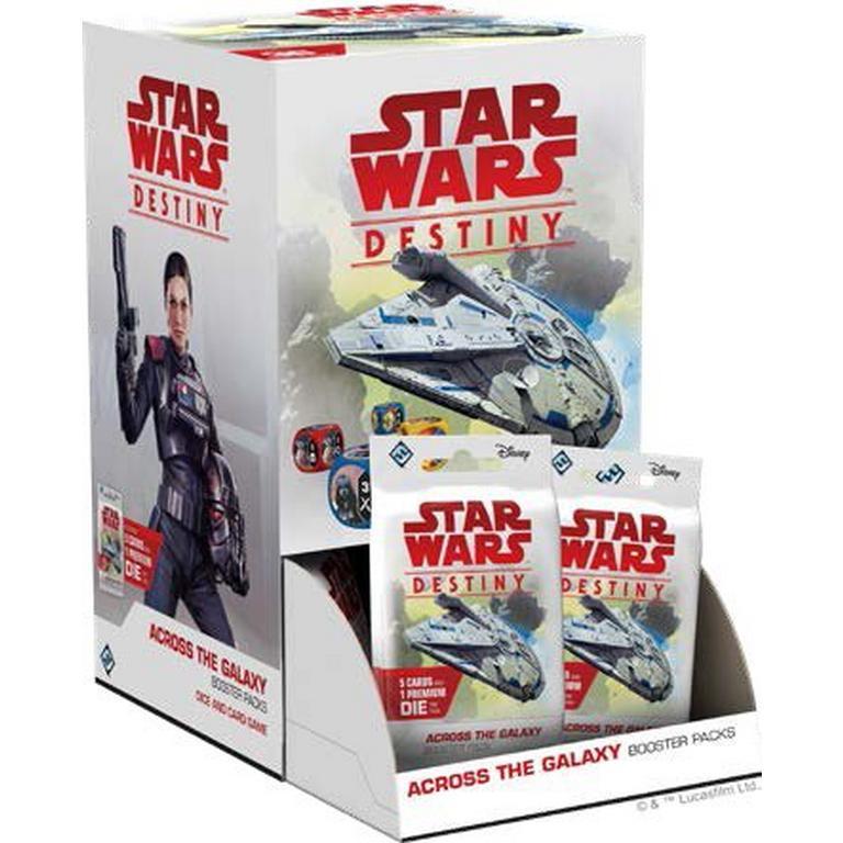 Star Wars Destiny: Across the Galaxy Booster Box