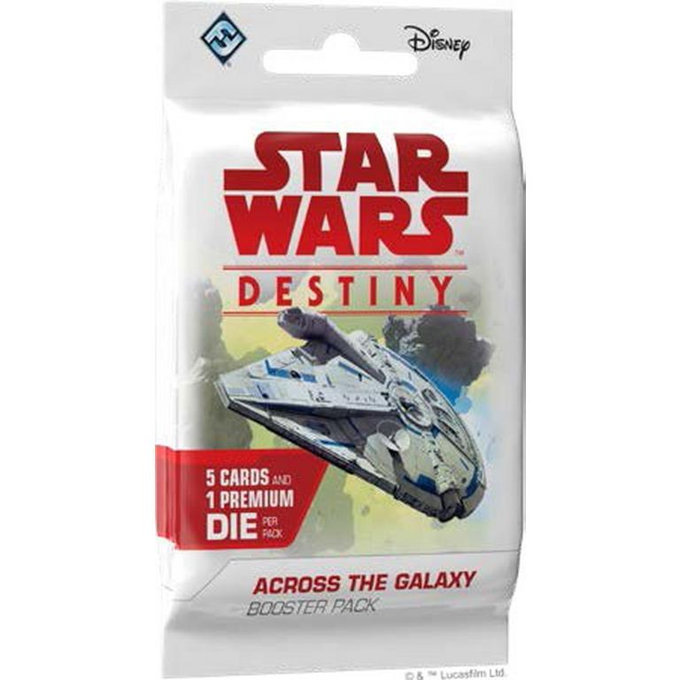 Star Wars Destiny: Across the Galaxy Booster Pack (Assortment)