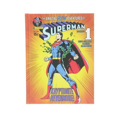 DC Comics Superman Journal