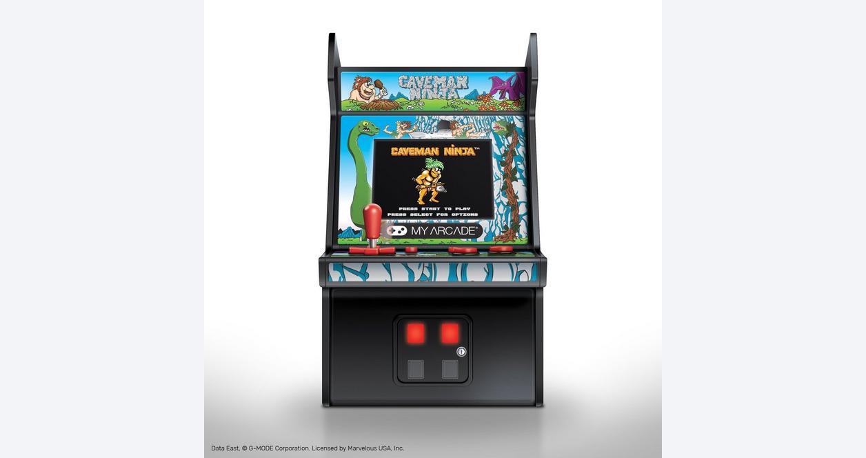 Caveman Ninja Retro Micro Player